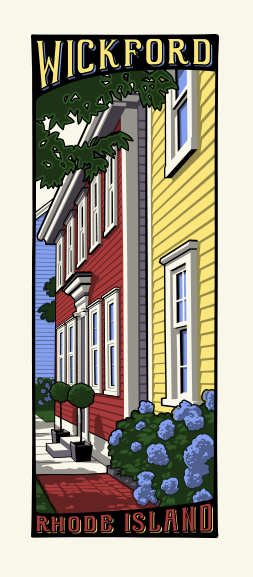 Rhode Island Homes - Wickford